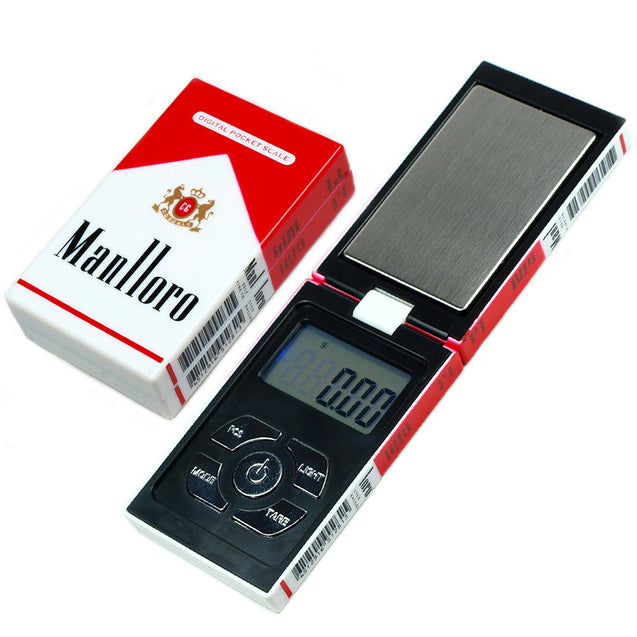 Horizon 200g x 0.01g Digital Pocket Scale HCG-200 Jewelry Scale Gold Coin Reload - Anyvolume.com