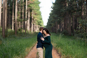 Maternity Session - With the Glamorous Jana from 3D Bubs