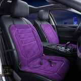 Comfortable Car Heating Seat Covers Cushions with Temperature Control - 5 Colors