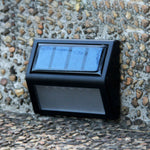 6 LED Outdoor Solar Lamp with Motion Detector
