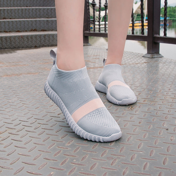 Air Mesh Women Footwear - ethereal-arscenic