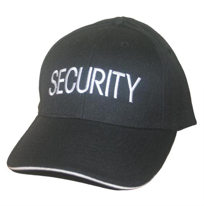 Security Officer Baseball Cap