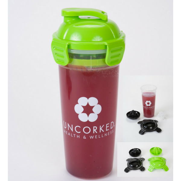 Z - Juicer Bottle with Shaker Ball