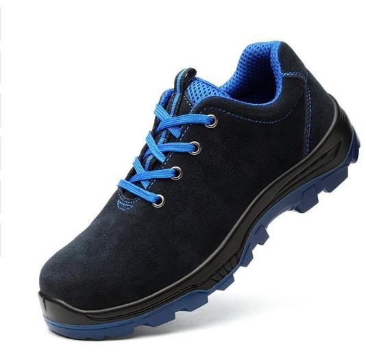 Men Steel Toe Shoes