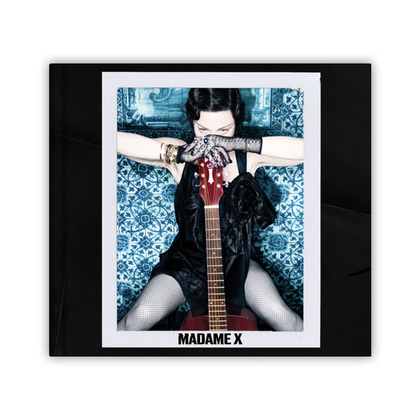 CD Deluxe - Madonna - Madame X