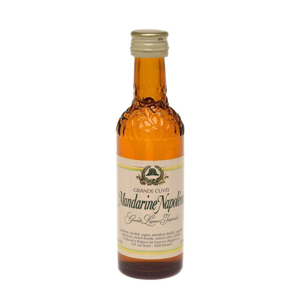 Just Miniatures:Mandarine Napoleon Liqueur Miniature - 5cl,Miniature Drinks
