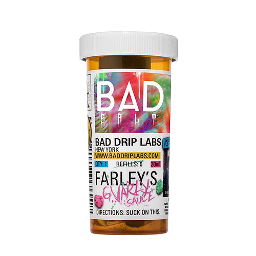 Farley's Gnarly Sauce by Bad Drip Salt 30ml