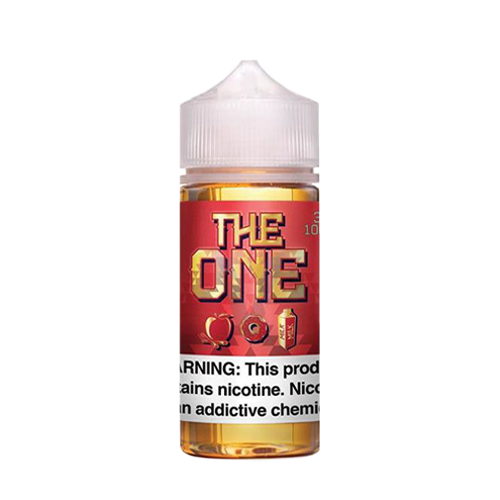 Apple Cinnamon Donut Milk by The One 100ml