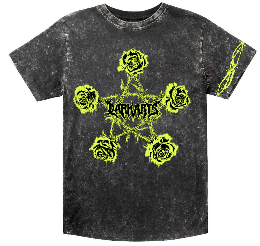 Dark Arts Rosegram Tee (FREE SHIRT INCLUDED) - thedarkarts