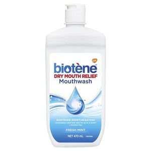 Buy Biotene Dry Mouth Moisturizing Oral Rinse Mouthwash 16oz by GlaxoSmithKline - Mi Paste Store