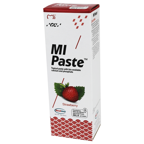 Buy Strawberry MI Paste with Recaldent by GC America - Mi Paste Store