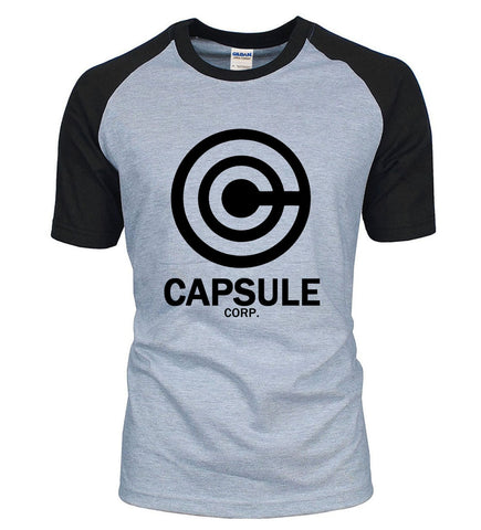 Tshirt Dragon Ball Capsule Corp