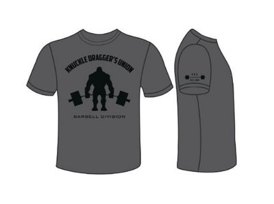 Barbell Division - Gray CLOSEOUT