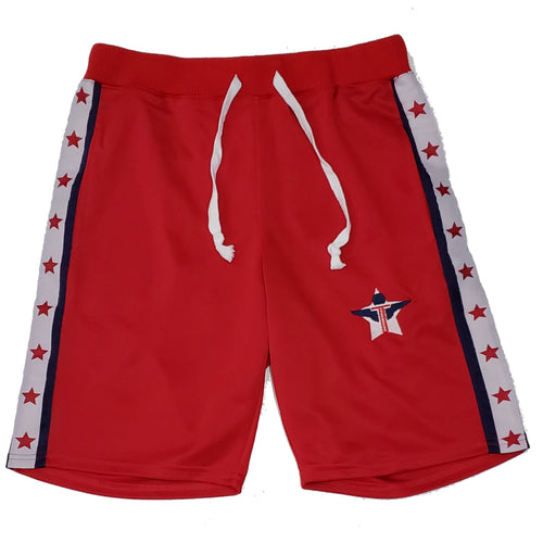 Terrilli Star Power Shorts (Red)
