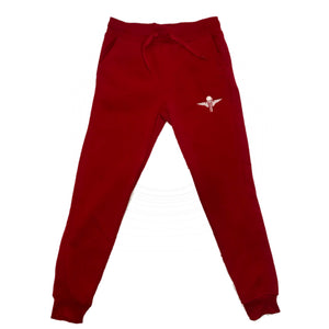 Terrilli  Jogger Pants (Red)