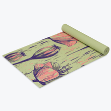 Load image into Gallery viewer, Blooming Flowers Design Yoga Mats