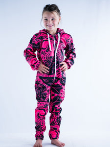 Mandala Inspired Design Kids Onesie