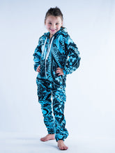 Load image into Gallery viewer, Mandala Inspired Design Kids Onesie