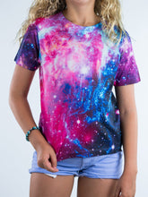 Load image into Gallery viewer, New Galaxy Design Kids Tee