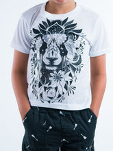 Load image into Gallery viewer, Panda Design Kids Tee