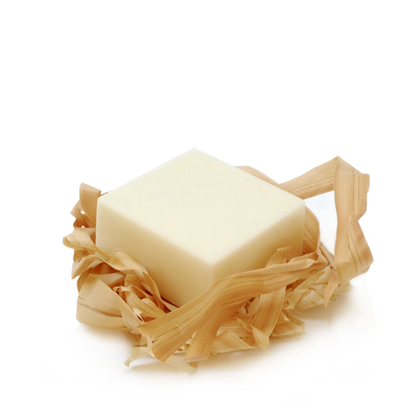 hinoki goat's milk cleansing bar by te plus te