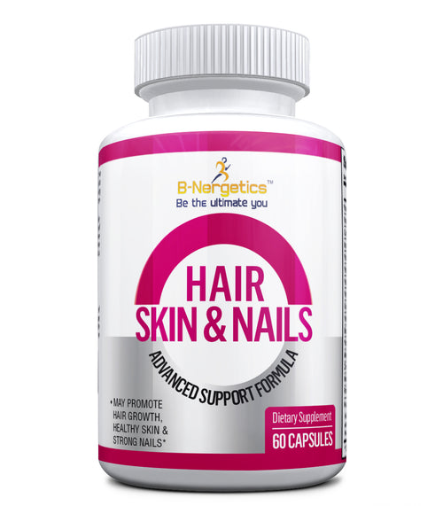 Hair Skin & Nails Supplement - b-nergetics.com