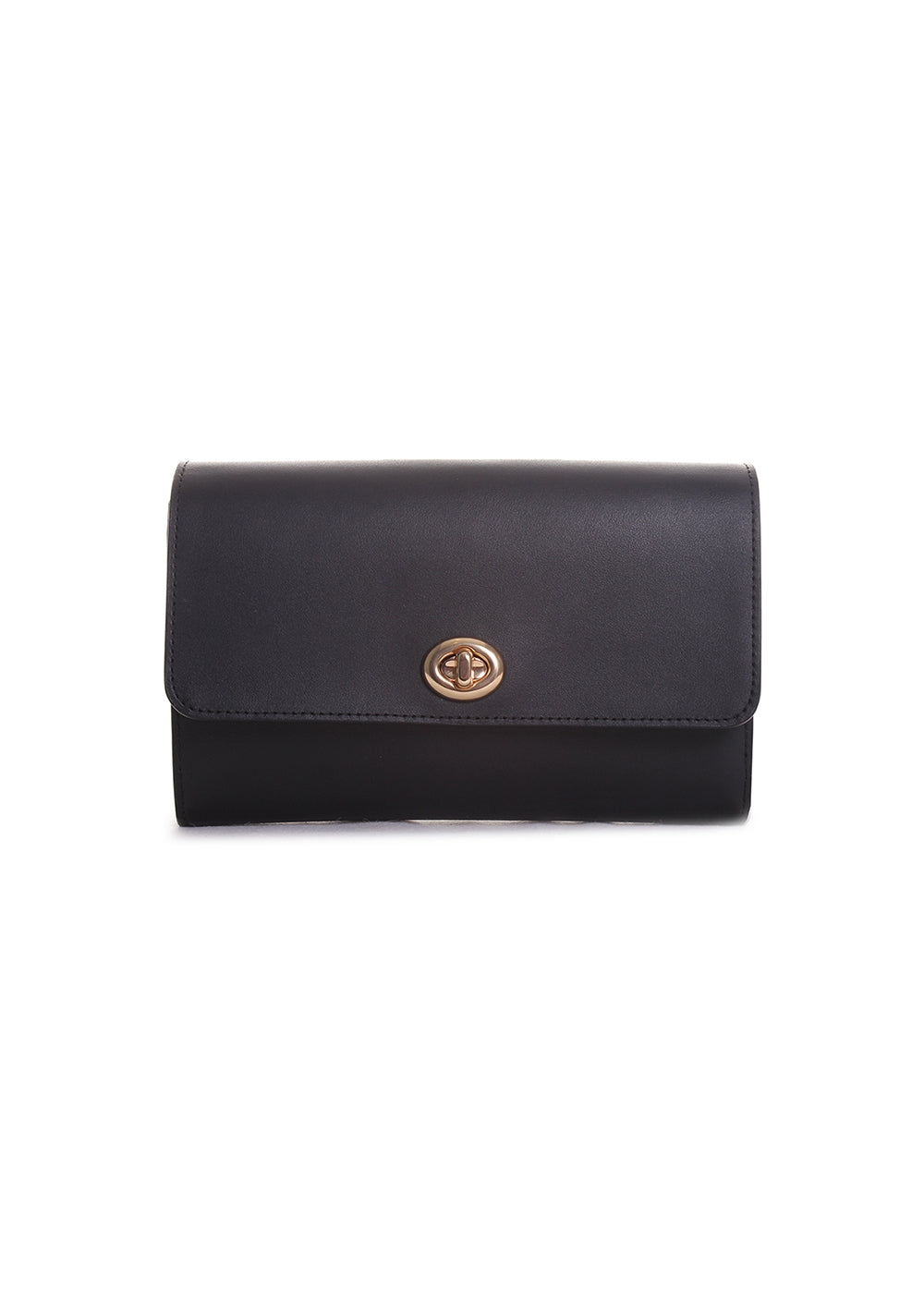 Marlow Crossbody Bag in Black