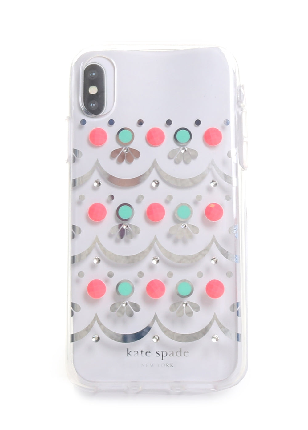 Sylvia Embellished iPhone XS Case