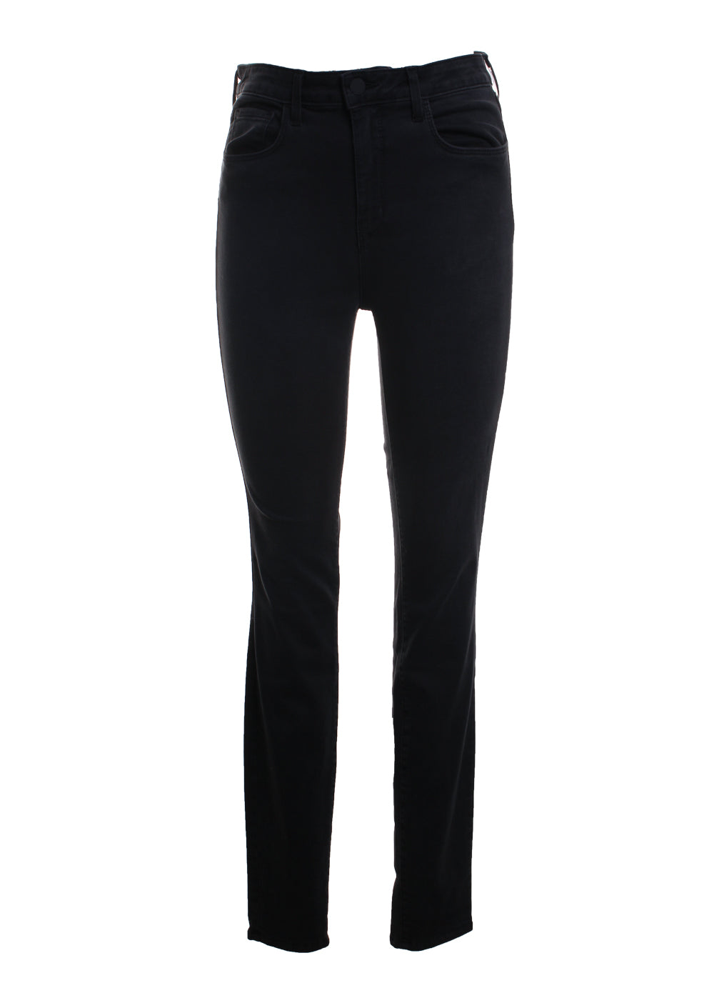 Marguerite Cotton High Rise Skinny Jeans