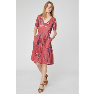 Cassia Bamboo Midi Dress