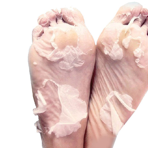 2 Pairs Foot Mask for Peeling Dead Skin - Paradisegadgets.com