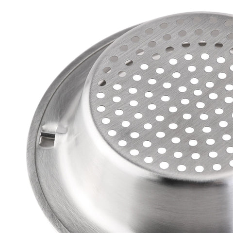 3 Stainless-Steel Kitchen Sink Strainer - Paradisegadgets.com