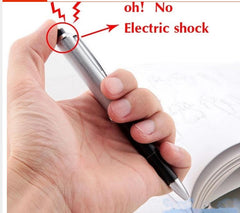 Electric Shock Pen Toy For Funny Pranks