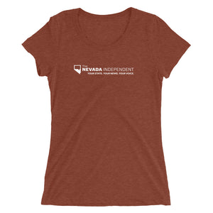Ladies' stretch cotton t-shirt