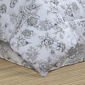 Finley 8pc Bed In a Bag Comforter Set