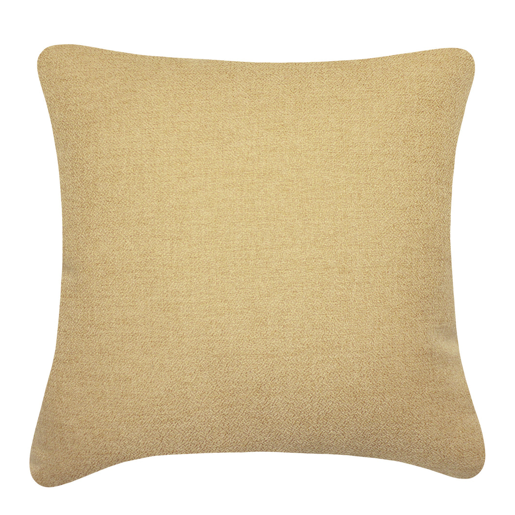 Gold Solid Cushion