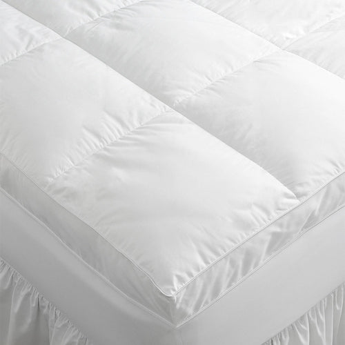 SilverClear Cotton Mattress Topper