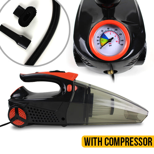 Multifunctional Car Vacuum