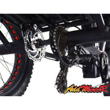 "AddMotor MOTAN M-350 P7 24"" Fat Tire Cargo TricycleElectric TrikeAddMotorRelax And Ride Bikes"