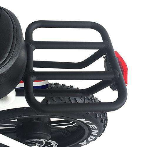 Addmotor Electric Bike Cycling Alloy Extender Rear Rack Carrier Pannier Quick ReleaseAccessoriesAddMotorRelax And Ride Bikes