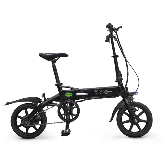 GreenBike Electric Motion Yoko Premium Folding Electric BikeFolding Electric BicycleGreenBike Electric MotionRelax And Ride Bikes
