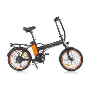 GreenBike Electric Motion Cycoo Spirit Folding Electric BikeFolding Electric BicycleGreenBike Electric MotionRelax And Ride Bikes