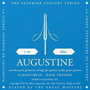 Augustine Classic Blue - Classical Guitar Strings