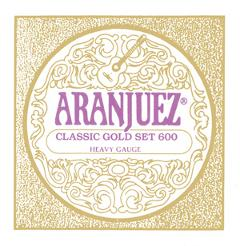 Aranjuez Set 600 - Classical Guitar Strings