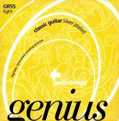 Galli Genius GR55 Nylon - Light Classical Guitar Strings