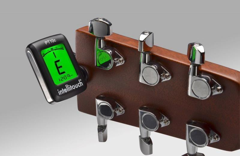 Intellitouch PT10c Chromatic Clip Tuner