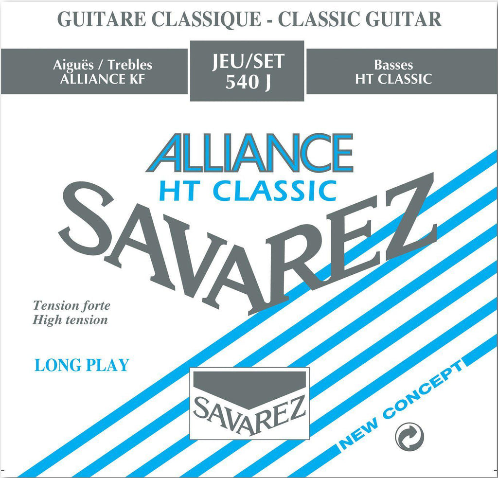 Savarez Alliance - Set 540J - Classical Guitar Strings
