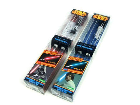 Star Wars Lightsaber Chopsticks | Darth Vader Red