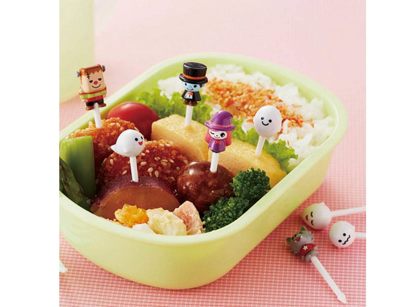 Monster & Ghost Picks by Torune - Bento&con the Bento Boxes specialist from Kyoto