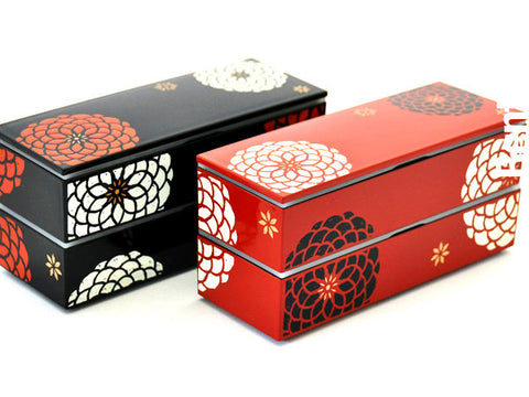 Ojyu Bento Long by Hakoya - Bento&con the Bento Boxes specialist from Kyoto